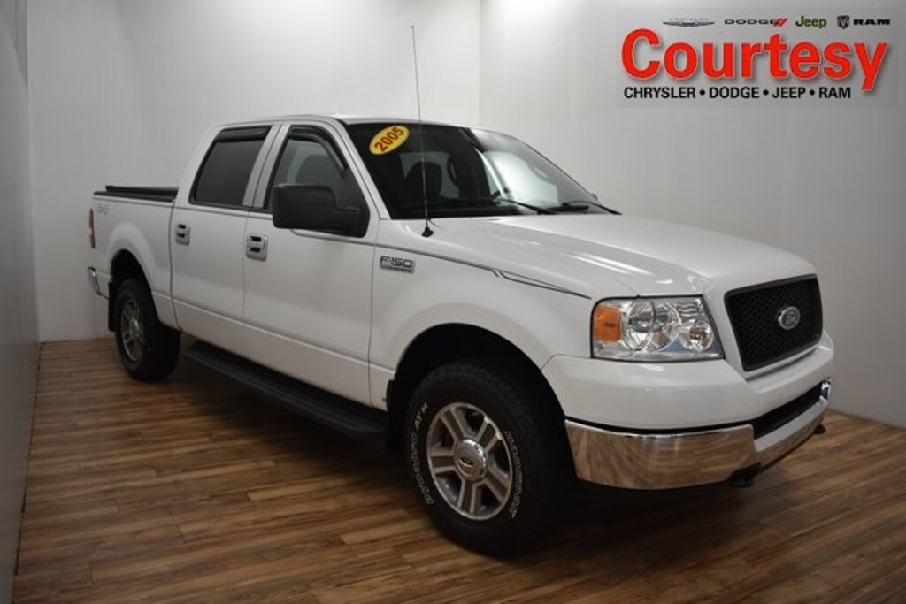 used 2005 ford f 150 supercrew for sale at betten imports vin 1ftpw14515kd83192 betten imports