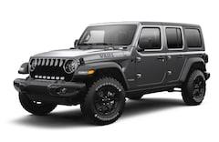 2021 Jeep Wrangler UNLIMITED WILLYS 4X4 Sport Utility