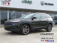 2017 Jeep Cherokee 75TH ANNIVERSARY EDITION FWD Sport Utility