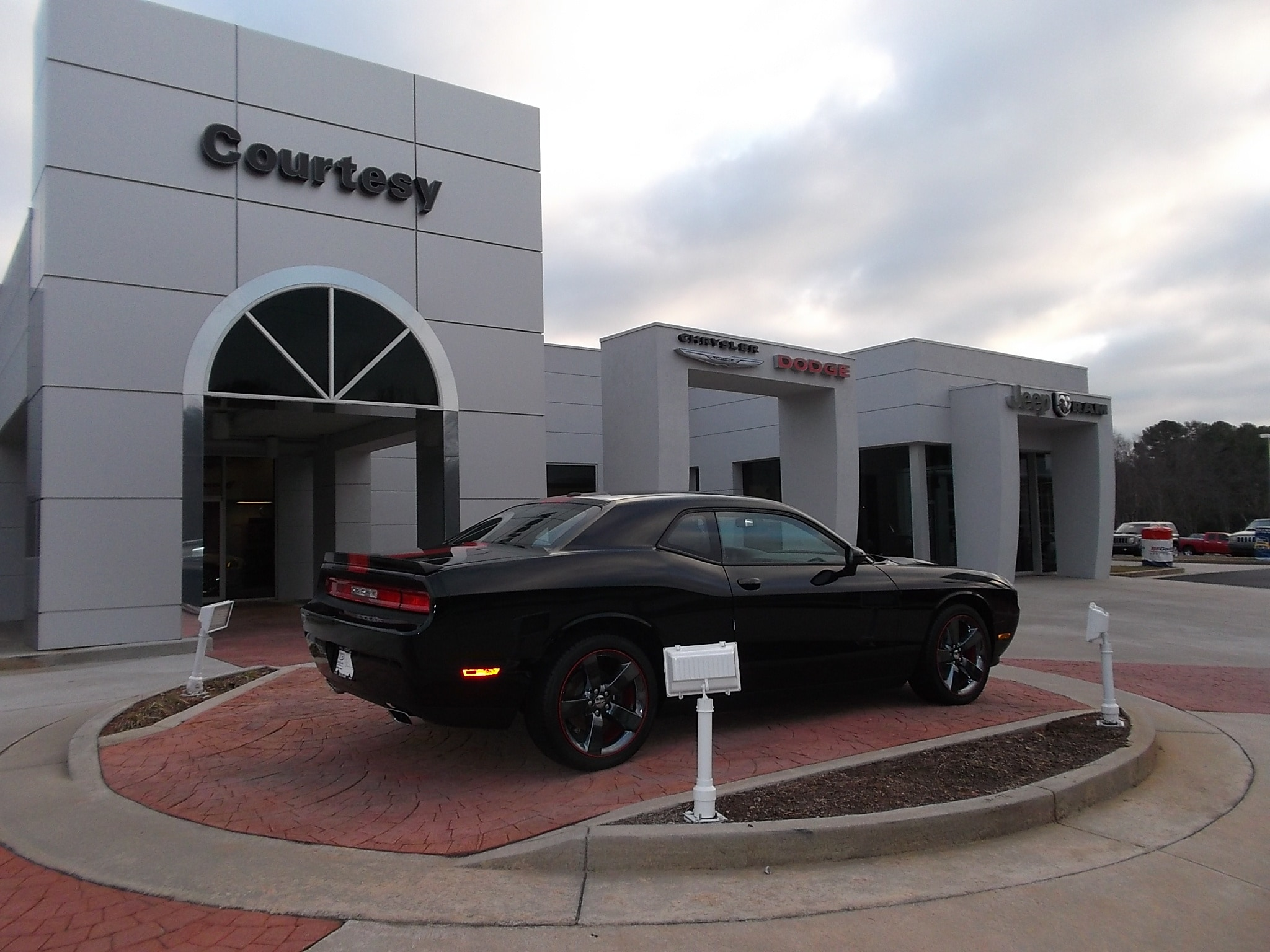 About Courtesy Chrysler Dodge Jeep Ram