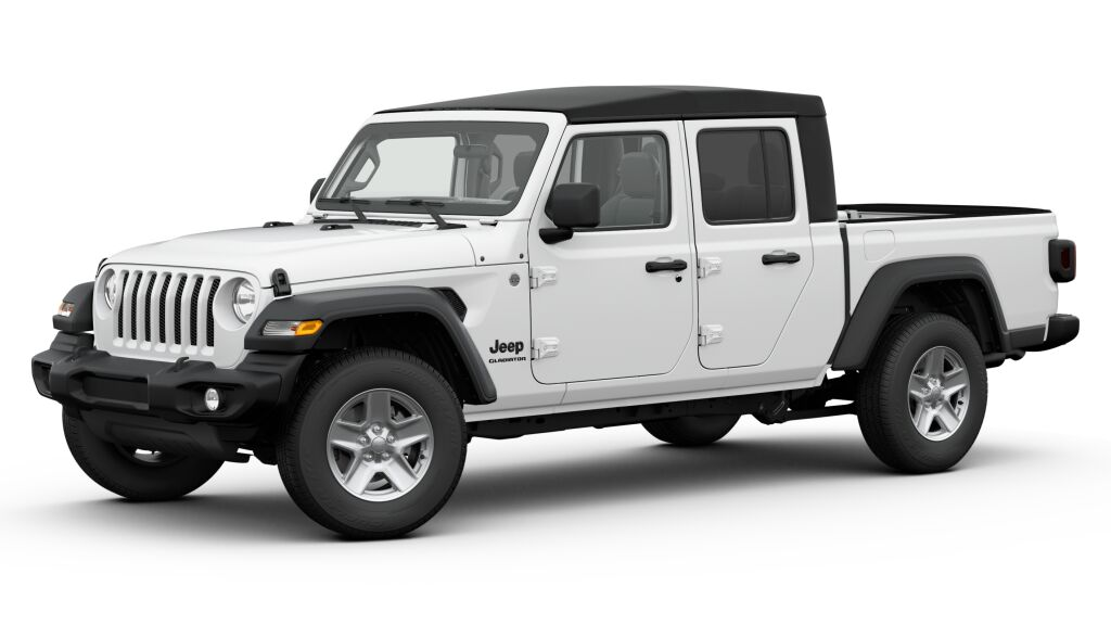 2020 Jeep Gladiator SPORT S 4X4 For Sale in Conyers GA |