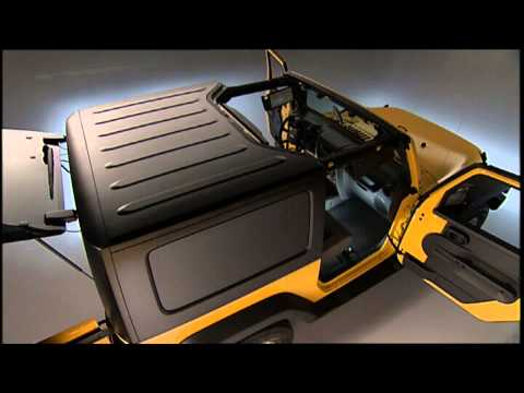 Courtesy Chrysler Dodge Jeep Ram Of Orange County Shows How To Remove The  Freedom Top On The 2017 Jeep Wrangler
