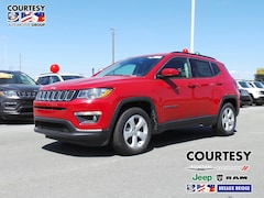 new 2018 Jeep Compass LATITUDE FWD Sport Utility 3C4NJCBB6JT181600 for sale in Breaux Bridge, LA