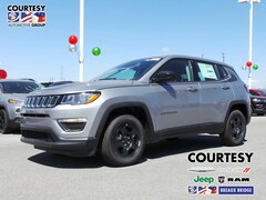 new 2018 Jeep Compass SPORT FWD Sport Utility for sale in Breaux Bridge, LA