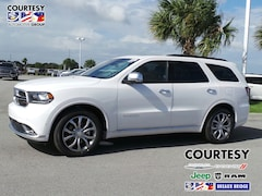 new 2018 Dodge Durango CITADEL ANODIZED PLATINUM RWD Sport Utility for sale in Breaux Bridge, LA