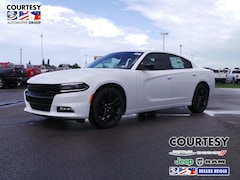 new 2018 Dodge Charger SXT PLUS RWD - LEATHER Sedan 2C3CDXHG6JH200586 for sale in Breaux Bridge, LA