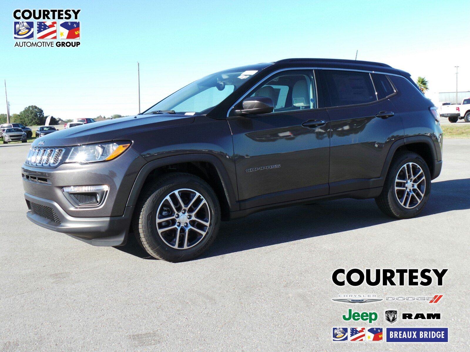 New 2018 Jeep Compass LATITUDE FWD Sport Utility For Sale Breaux Bridge,  Louisiana