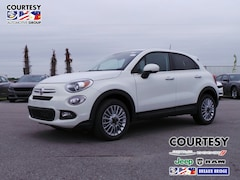 new 2018 FIAT 500X LOUNGE FWD Sport Utility ZFBCFXDB0JP651642 for sale in Breaux Bridge, LA