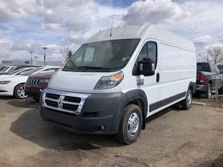 2018 Ram ProMaster 3500 Van Cargo Van