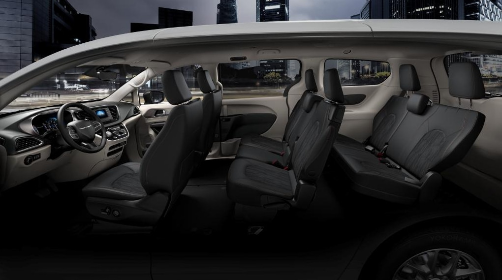 2017 Chrysler Pacifica Interior Colors 2018 Cars Models