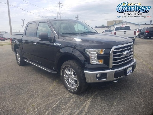 2016 Ford F-150 XLT Crew Cab Long Bed Truck