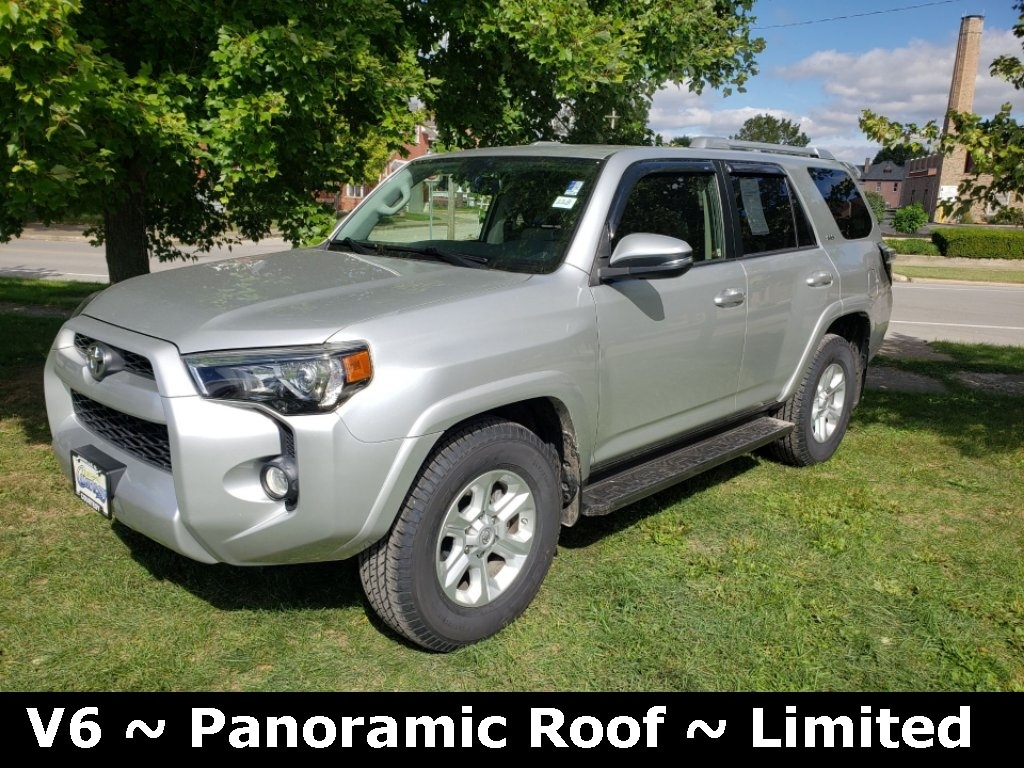 2014 Toyota 4Runner Limited SUV