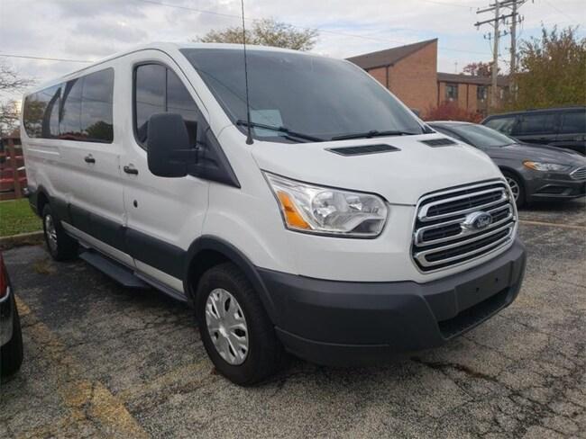 2016 Ford Transit-350 XLT Wagon