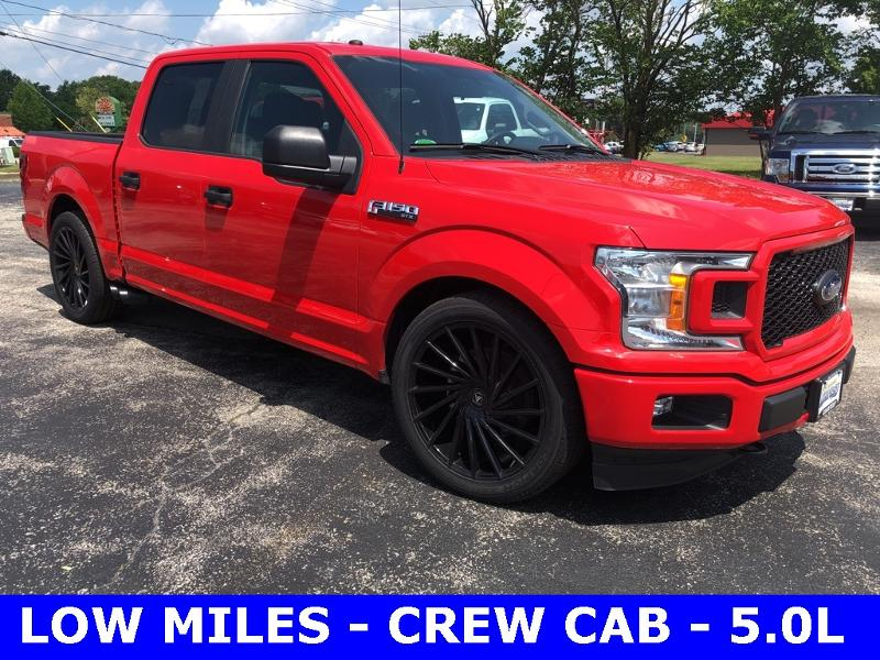 2018 Ford F-150 XL Crew Cab Short Bed Truck