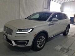 Used 2019 Lincoln Nautilus Select SUV