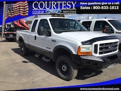 1999 Ford F-250 XLT Extended Cab Pickup