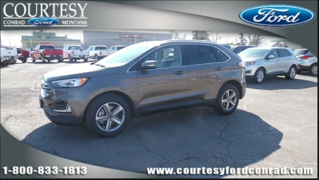 New 2019 Ford Edge For Sale at Courtesy Ford   VIN