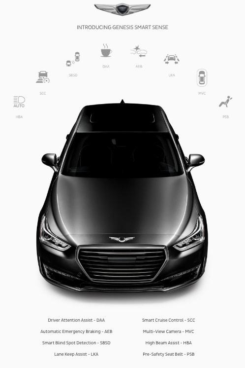 2017 Genesis G90   New 2017 Genesis G90 For Sale
