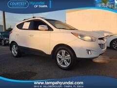 2013 Hyundai Tucson GLS SUV