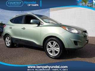 2011 Hyundai Tucson GLS w/PZEV SUV