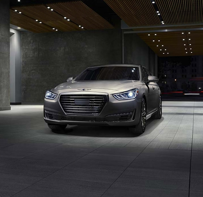 Cadillac Dealership Tampa: New 2017 Genesis G90 For Sale