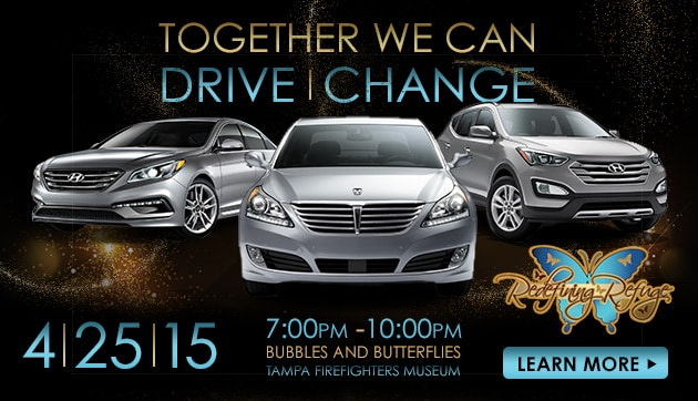 Join Courtesy Nissan, KIA And Hyundai In Supporting A Very Important Cause