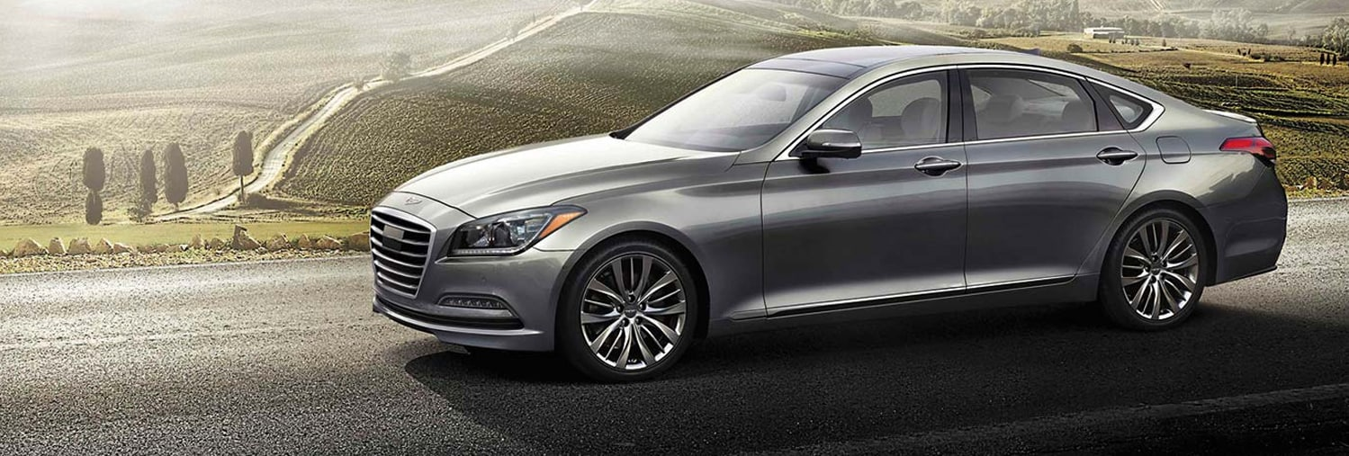 Genesis G80 2016 Meet Hyundai S Perception Of Luxury: New 2017 Genesis G80 For Sale