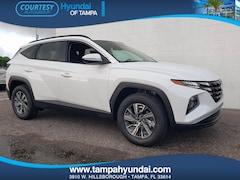 2022 Hyundai Tucson Hybrid Blue SUV
