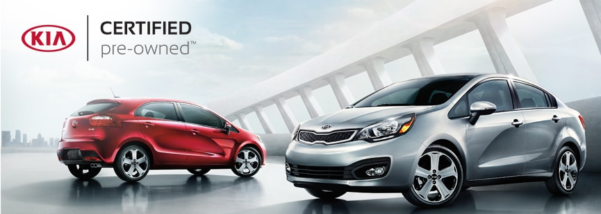 Certified Pre-Owned Kia Florida