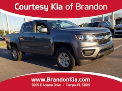 Used Chevrolet Colorado Tampa Fl