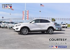 Used 2019 Lincoln MKC Select Sport Utility
