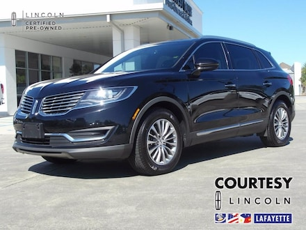 2017 Lincoln MKX Select Sport Utility