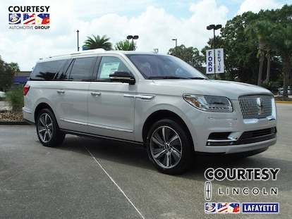 Courtesy Lincoln Lafayette La >> New 2019 Lincoln Navigator L For Sale At Courtesy Lincoln