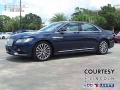 Used 2017 Lincoln Continental Select Car