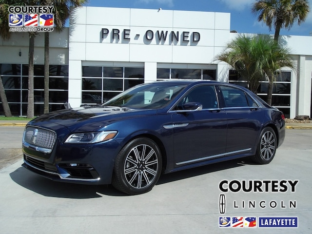 Courtesy Lincoln Lafayette La >> Pre Owned Inventory Courtesy Lincoln