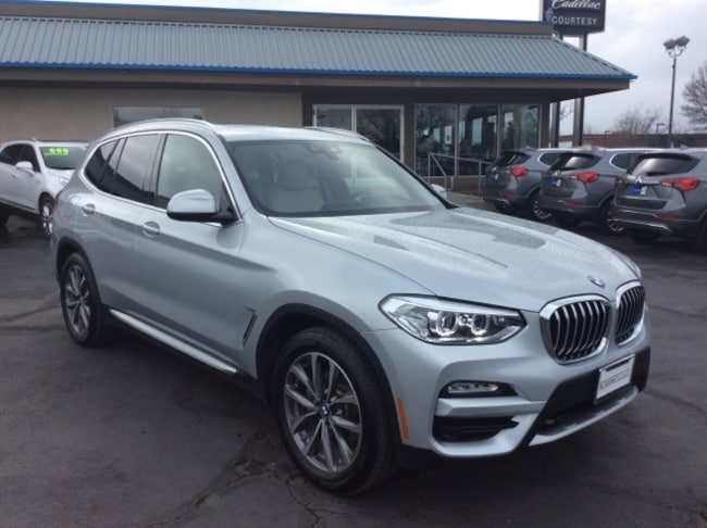 Used 2019 BMW X3 Sdrive30i SAV Chico, CA