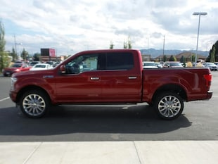 2019 Ford F-150 Limited Cab; Styleside; Super Crew