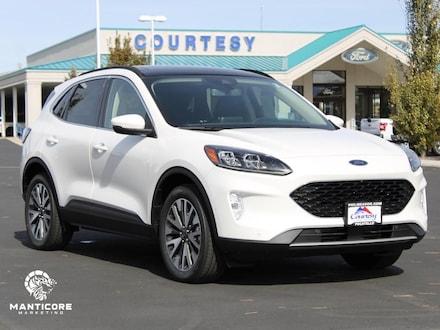 Featured new 2020 Ford Escape Titanium SUV for sale in Pocatello, ID