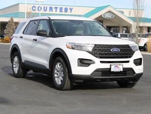 2021 Ford Explorer Base Wagon