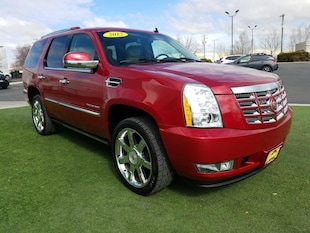 2012 Cadillac Escalade Luxury Wagon 1GYS4BEF9CR161740