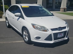 Bargain Used 2013 Ford Focus SE Sedan 1FADP3F28DL153470 in Pocatello, ID