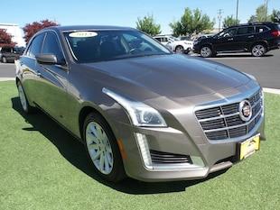 2014 Cadillac CTS Standard Sedan 1G6AW5SX4E0176702