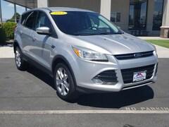 Bargain Used 2013 Ford Escape SEL Wagon 1FMCU9H94DUB86130 in Pocatello, ID