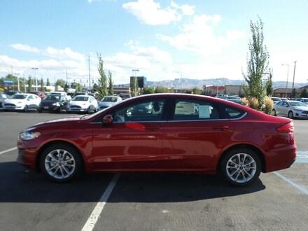 Featured new 2020 Ford Fusion SE Hybrid Sedan for sale in Pocatello, ID