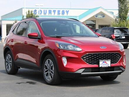 Featured new 2020 Ford Escape SEL Wagon for sale in Pocatello, ID