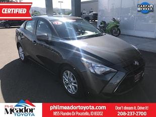 2017 Toyota Yaris iA Base Auto (Natl) 3MYDLBYV3HY183403