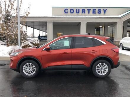 Featured new 2020 Ford Escape SE Wagon for sale in Pocatello, ID