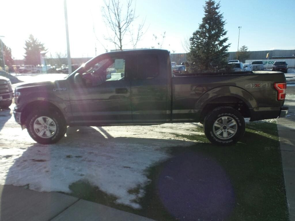 Featured new 2019 Ford F-150 XLT Cab; Super Cab; Styleside for sale in Pocatello, ID