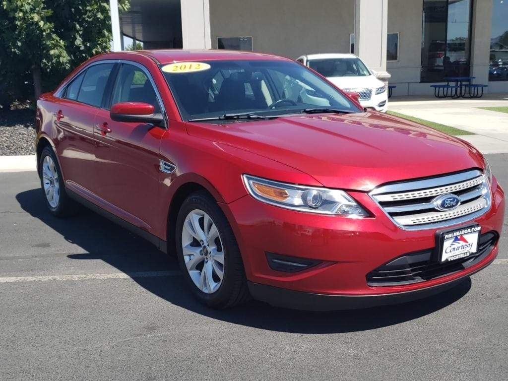 Used 2012 Ford Taurus For Sale at Courtesy Ford & Lincoln | VIN:  1FAHP2EW7CG124033