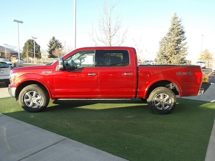 Featured new 2019 Ford F-150 Lariat Cab; Styleside; Super Crew for sale in Pocatello, ID